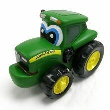 John Deere Push & Roll Johnny Tractor