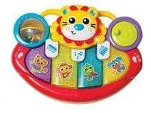 Jerrys Class Lion Activity Kick Toy Piano