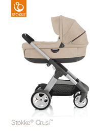 Stokke Cruise Kombivogn-Carry Cot