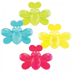 Sassy Water-Filled Teethers Butterfly