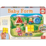Educa Baby Puzzles 24 Month Former