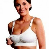 Carriwell Seamless Padded Amme BH