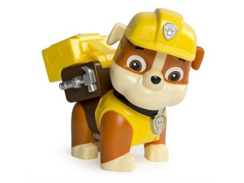 Paw Patrol Rubble Actionfigur