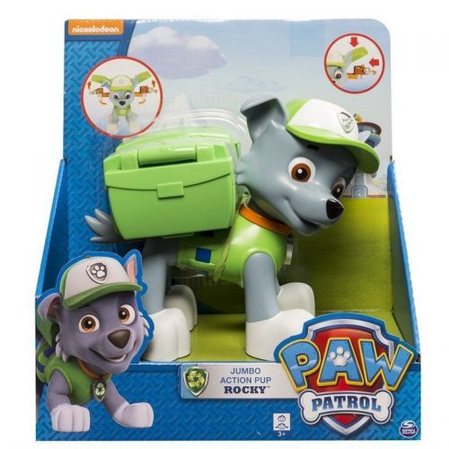 Paw Patrol Rocky Actionfigur