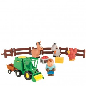 First Little Farm Harvest Time Playset