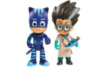 PJ Masks 2pk Light Up Catboy And Romeo