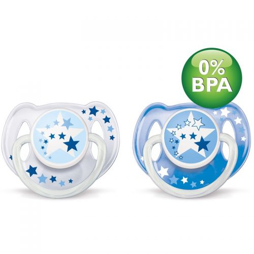 Philips AVENT Soother 6-18 mdr+ - Blå