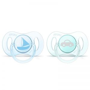 Philips AVENT Soother New Born 0-2 mdr - Dreng