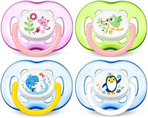 Philips AVENT Soother 18 mdr+ - Pige