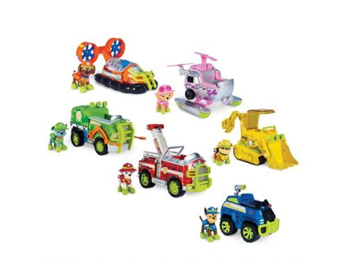 Paw Patrol Jungle basic Vehicles