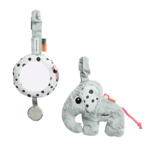 Done By Deer To Go Activity Set - Grey