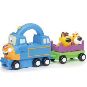 "Little Tikes Handle Haulers Deluxe ""Big Top Charlie"""