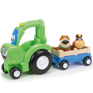 "Little Tikes Handle Haulers Deluxe ""Frankly Farmer"""