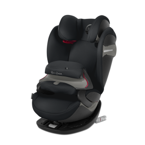 Cybex Pallas S-Fix - Lavastone Black
