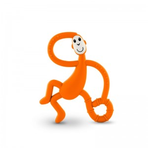 Matchstick Monkey Dansende Bidering - Orange