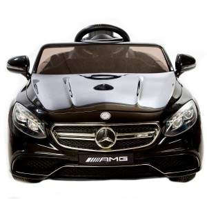 Leggodt Mercedes S63 - Sort