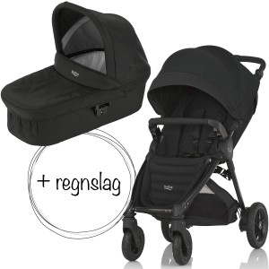 Britax Römer B-Motion 4 Plus Bundle