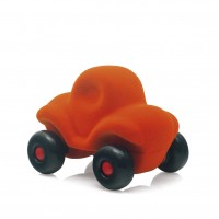Litle vehicle Funny Car Orange