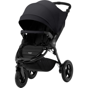 Britax Römer B-Motion 3 Plus Sort