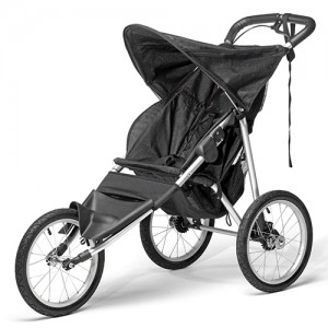 Trille Baby Jogger - Sort