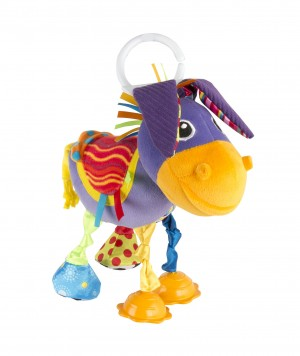 Lamaze Squeeze Donkey rangle