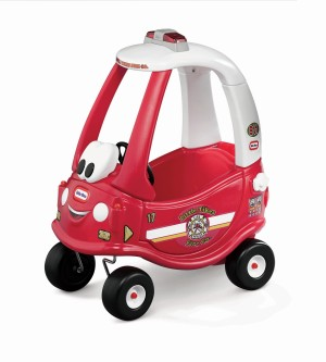 Ride n Rescue Cozy Coupe