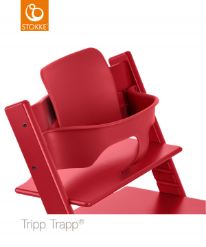 Stokke® Tripp Trapp® Baby Set™ - Red