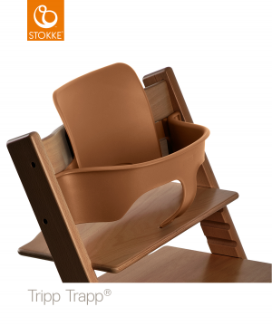 Stokke® Tripp Trapp® Baby Set™ - Walnut Brown