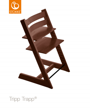 Stokke® Tripp Trapp® Højstol - Walnut Brown