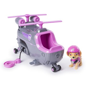 Paw Patrol Ultimate themed vehicles Skye