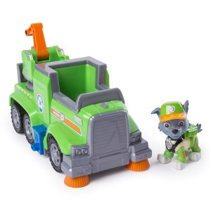 Paw Patrol Ultimate themed vehicles Rocky
