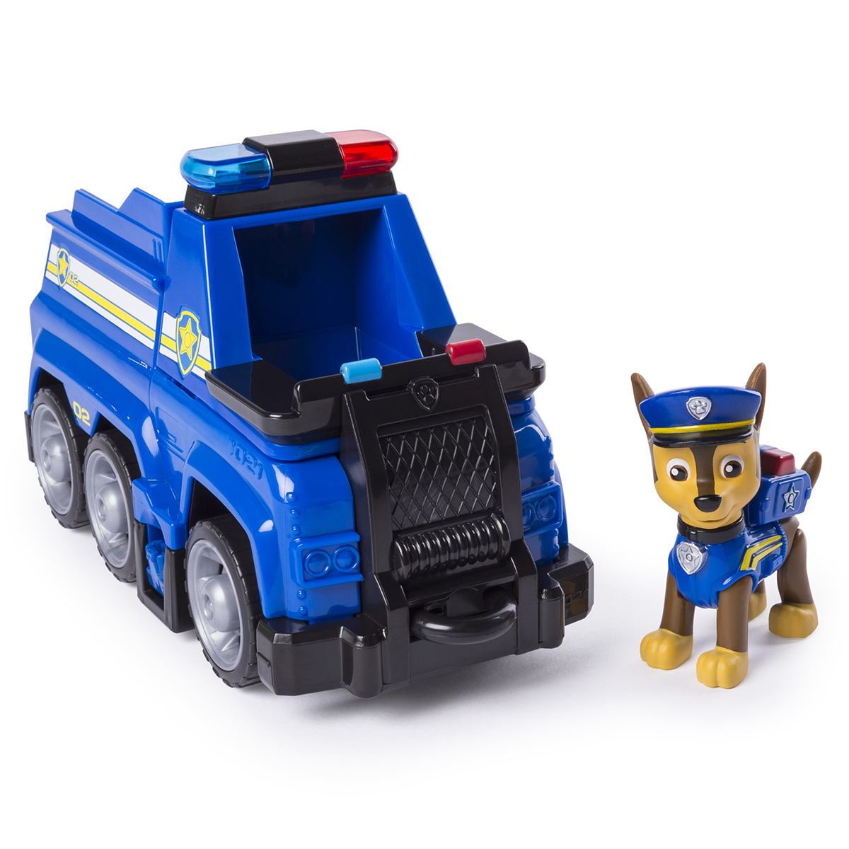 Paw Patrol Ultimate themed vehicles Chase