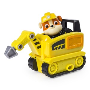 Paw Patrol Ultimate Rescue Mini vehicles Rubble
