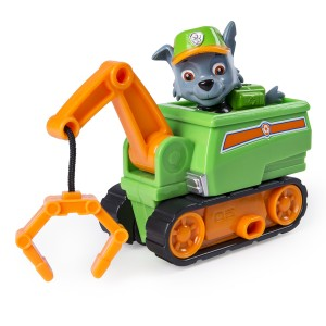 Paw Patrol Ultimate Rescue Mini vehicles Rocky