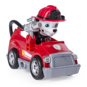 Paw Patrol Ultimate Rescue Mini vehicles Marshall