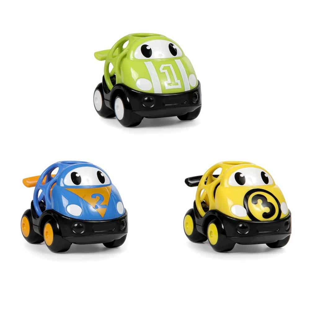 Go Grippers Vehicles 3-pk