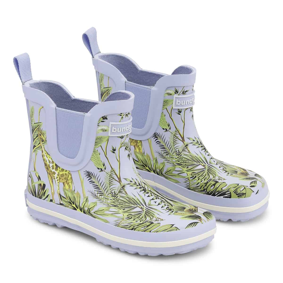 Short Classic Rubber Boot - Tropical