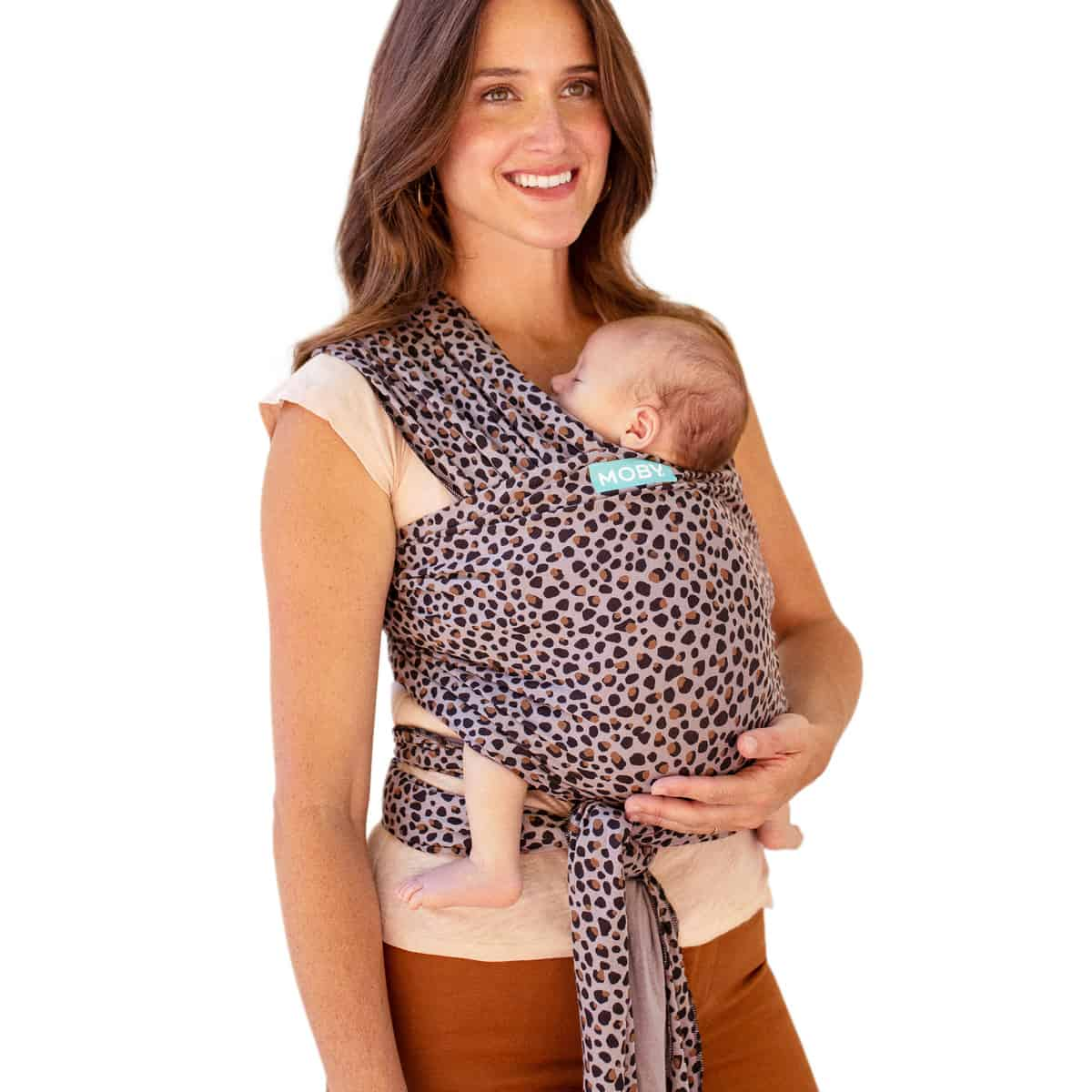 Moby Wrap Classic, leopard